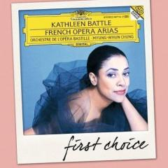 French Arias - First Choice