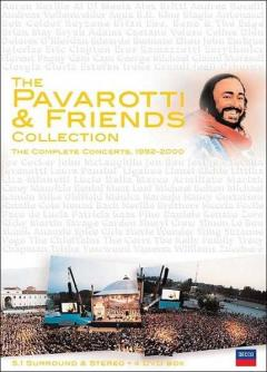 Pavarotti and Friends - The Collection 4DVD