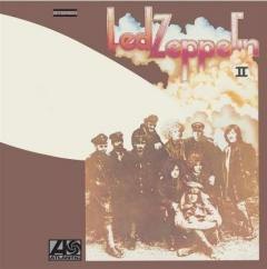 Led Zeppelin II 2014 Remastered Original Vinyl
