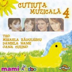 Cutiuta Muzicala - Volumul 4
