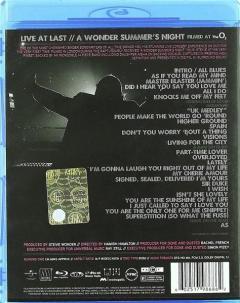Stevie Wonder: Live At Last Blu-ray