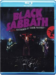 Black Sabbath Live... Gathered In Their Masses CD/Blu Ray