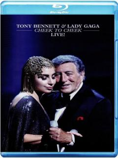 Cheek to Cheek - Live - Blu ray