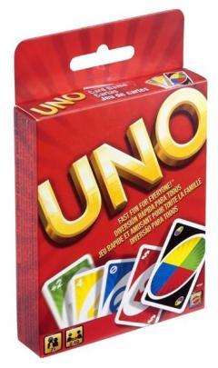 UNO clasic - joc de carti