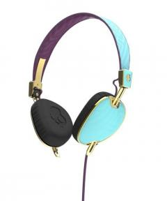 Casti Skullcandy Knockout Robin / Smoked / Purple / Gold