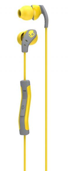 Casti Skullcandy Ink'd Method Yellow / Grey
