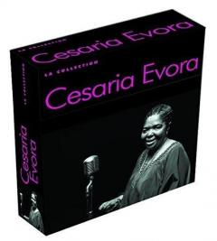 La Collection Cesaria Evora 6CD + DVD Box Set