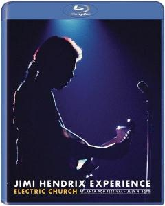 Jimi Hendrix Experience: Electric Church - Blu ray