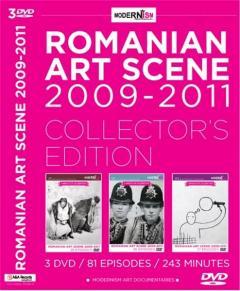 Romanian Art Scene 2009 - 2011. Collector's Edition