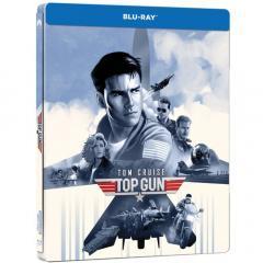 Top Gun ( Blu-Ray Disc + Steelbook)