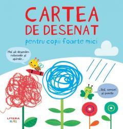 Cartea de desenat pentru copii foarte mici