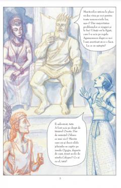 Odiseea - Roman grafic