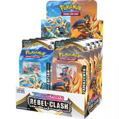 Pokemon TCG - Rebel Clash - Starter Deck - mai multe modele