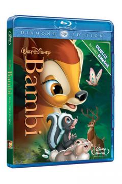 Bambi - Diamond Edition (Blu Ray Disc) / Bambi