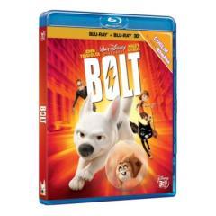 Bolt / Bolt - Combo BD si BD 3D