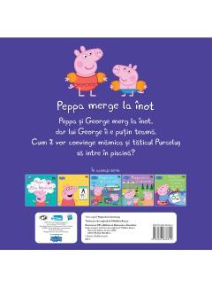 Peppa Pig - Peppa merge la inot
