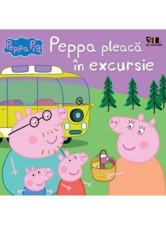 Peppa pleaca in excursie