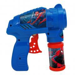 Pistol baloane sapun - Spider-Man Bubble Blower