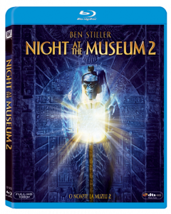 O noapte la muzeu 2 (Blu Ray Disc) / Night at the Museum: Battle of the Smithsonian