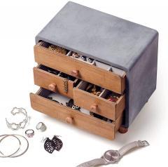 Cutie pentru bijuterii - Loft - Wood