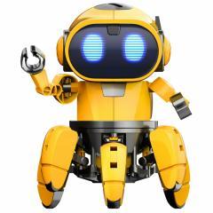 Kit constructie - Robotul Tobbie