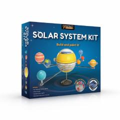 Kit de constructie - Sistemul nostru solar