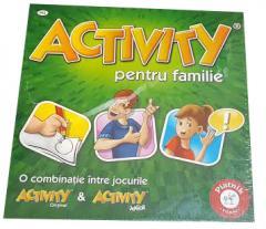 Activity pentru Familie