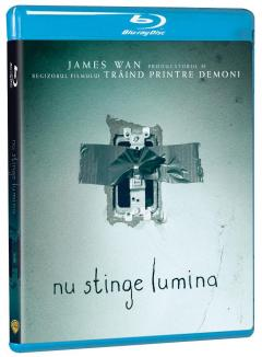 Nu stinge lumina (Blu Ray Disc) / Lights Out