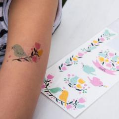 Tatuaje temporare - Love Birds