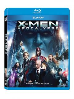 X-Men - Apocalypse (Blu Ray Disc) / X-Men - Apocalypse