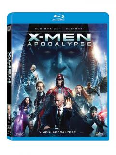 X-Men - Apocalypse 2D+3D (Blu Ray Disc) / X-Men - Apocalypse