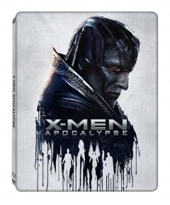 X-Men - Apocalypse Steelbook 2D+3D (Blu Ray Disc) / X-Men - Apocalypse