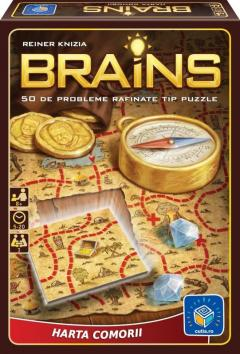 Brains - Harta Comorii