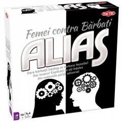 Alias Woman Vs. Men