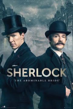 Poster mare - Sherlock Bride