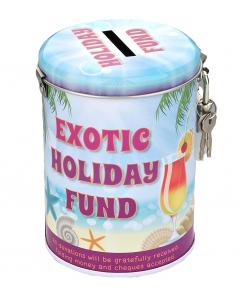 Pusculita metalica - Exotic Holiday Fund
