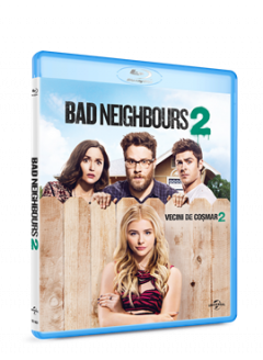 Vecini de cosmar 2 (Blu Ray Disc) / Bad Neighbors 2 - Sorority Rising