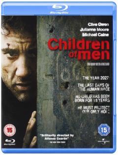 Children of Men (Blu Ray Disc)