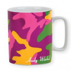 Cana - Andy Warhol Magenta Camouflage