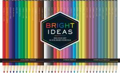 Set creioane colorate - Bright Ideas Deluxe
