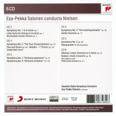 Esa-Pekka Salonen Conducts Nielsen