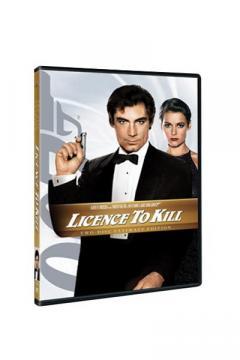 James Bond 007 - Aviz Pentru Crima / Licence To Kill (2 DVD)