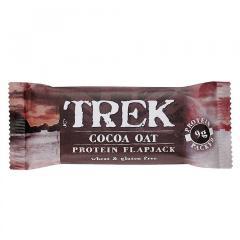 Trek cacao si ciocolata - Flapjack cu 9g de proteine
