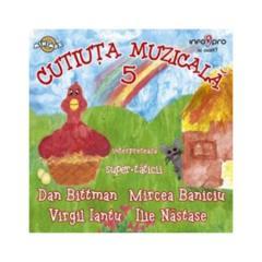 Cutiuta Muzicala- Vol. 5