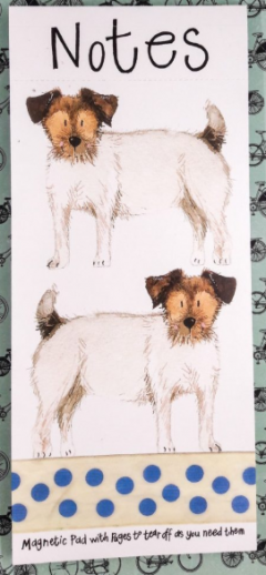 Lista magnetica - Jack Russell