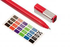 Roller - Moleskine Classic Roller Cap Pen Carmine Red