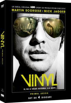 Vinyl - Sezonul 1 / Vinyl - Season 1