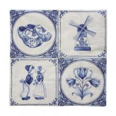 Servetele - Napkin Tiles