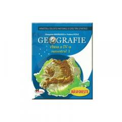 Manual de Geografie clasa a IV-a