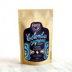 Cafea boabe - Colombia supremo - Caramel